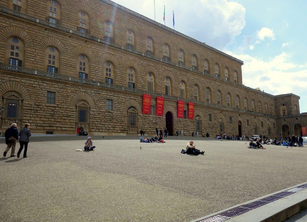 Le Palazzo Pitti florence
