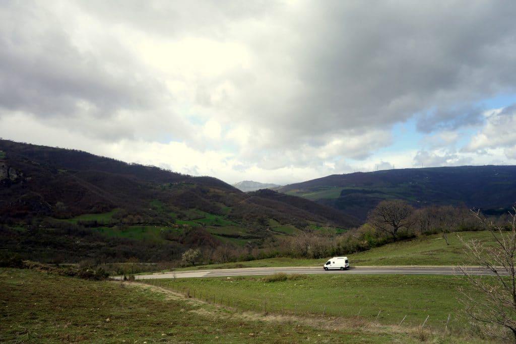 Roadtrip italie