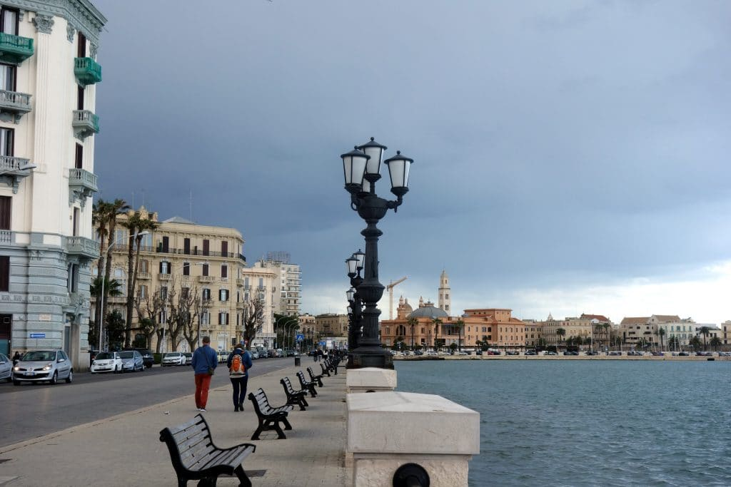 côtes adriatique
