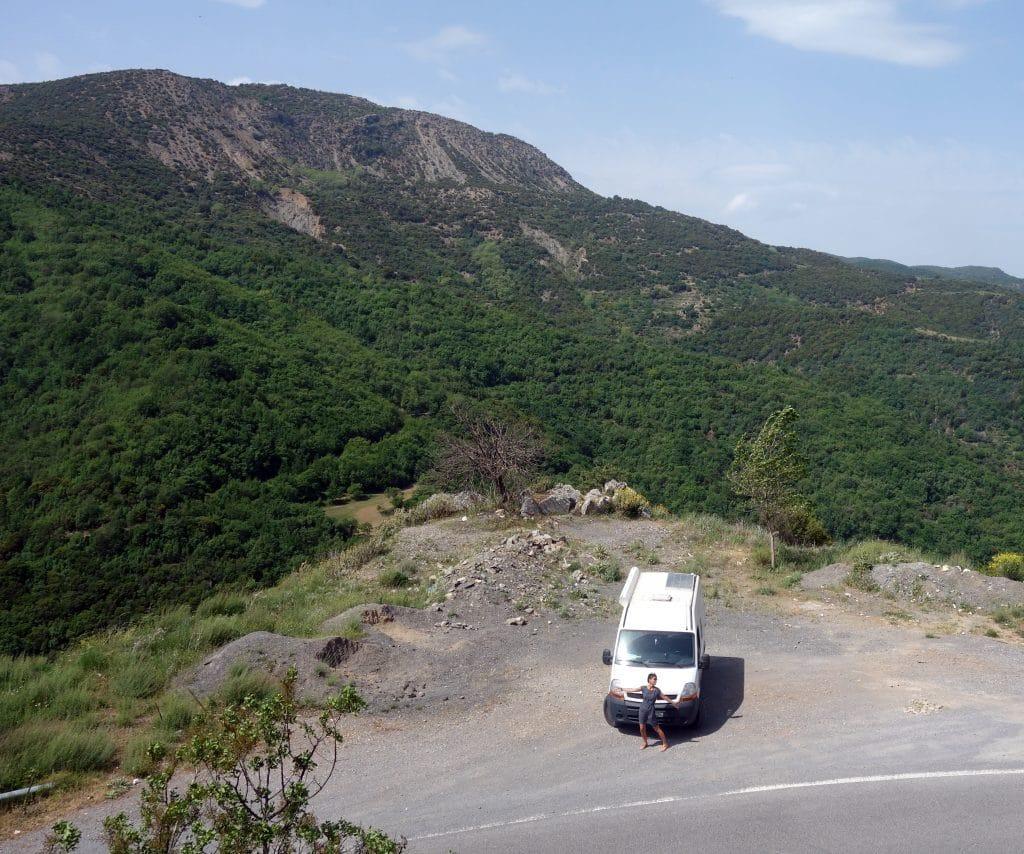 montagne du péloponnèse