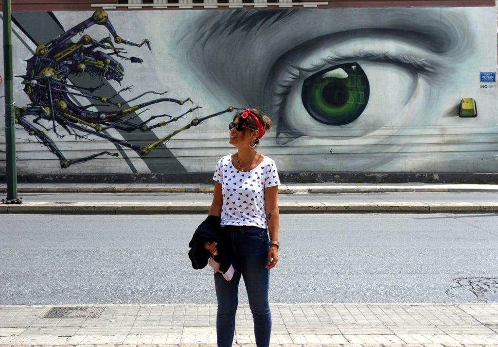 streetart athénes