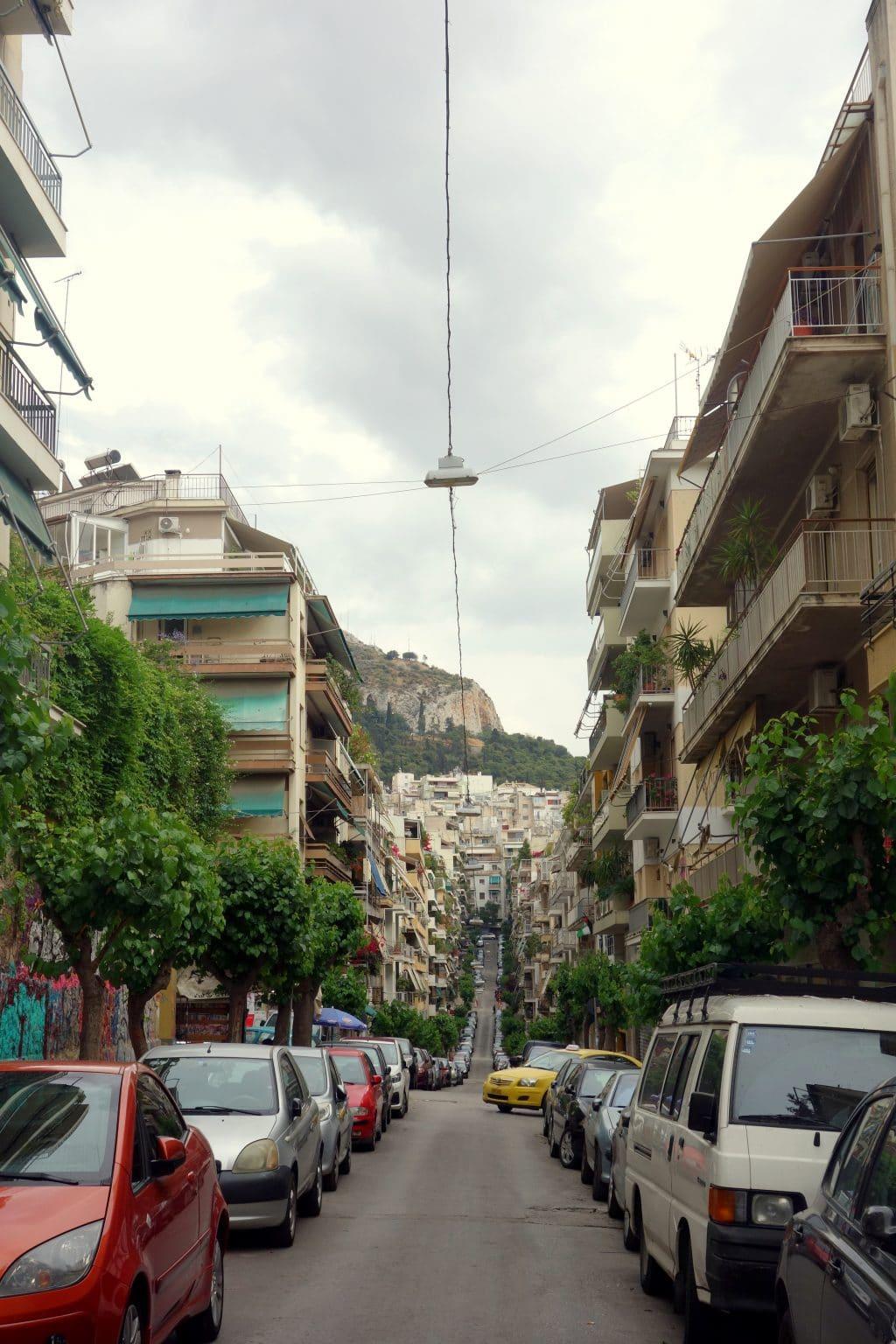 rue d'athénes