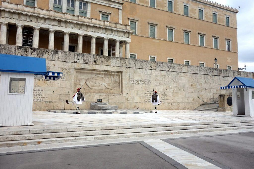 parlement d'athénes