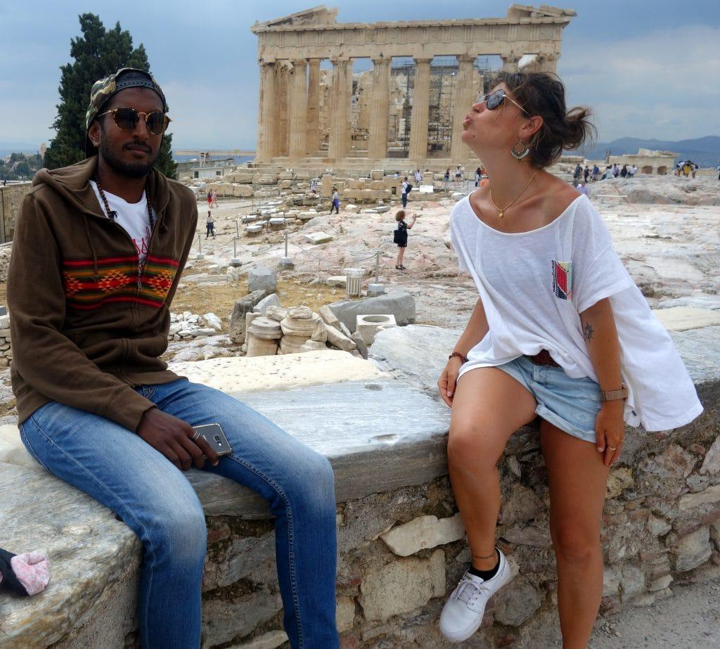 acropole athénes