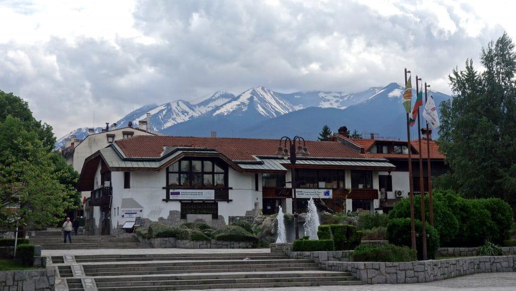 bansko station de ski bulgare