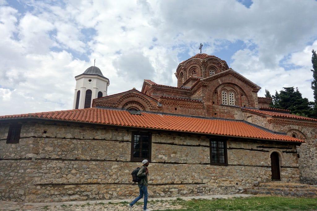 l'ancienne église d'ohrid