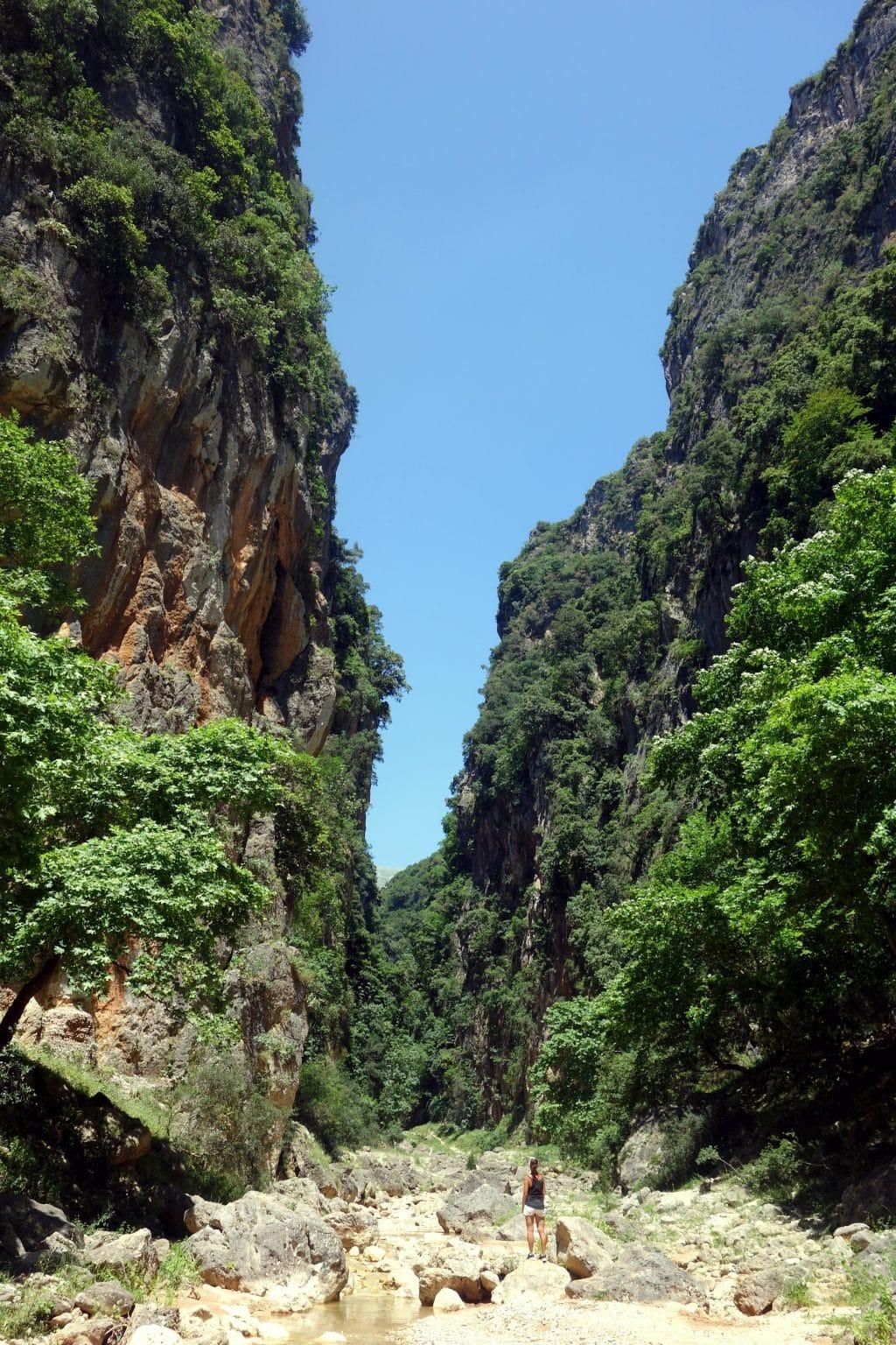 le canyon de gipje beach