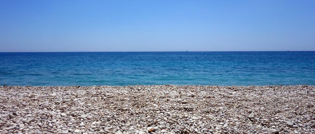 plage riviera albanaise