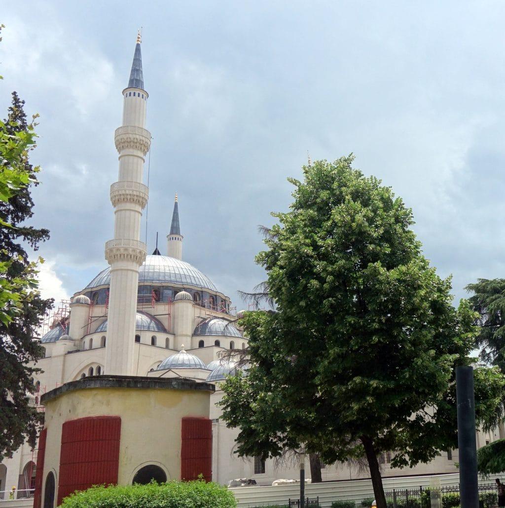 grande mosquée de tirana