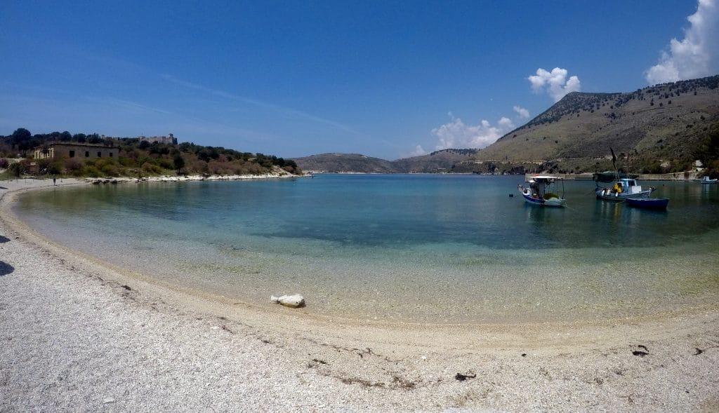crique albanaise