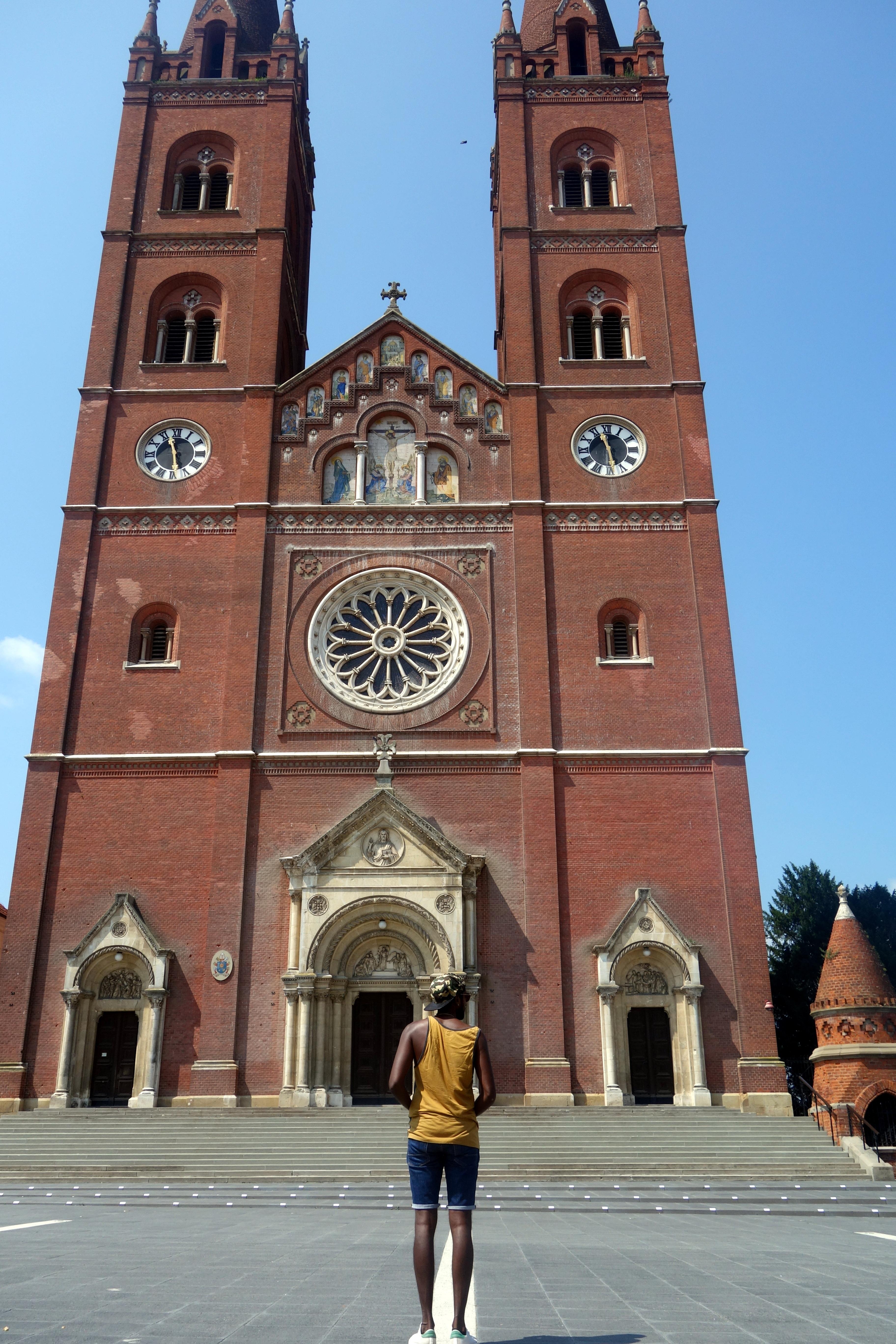 La Cathédrale de Dakovo