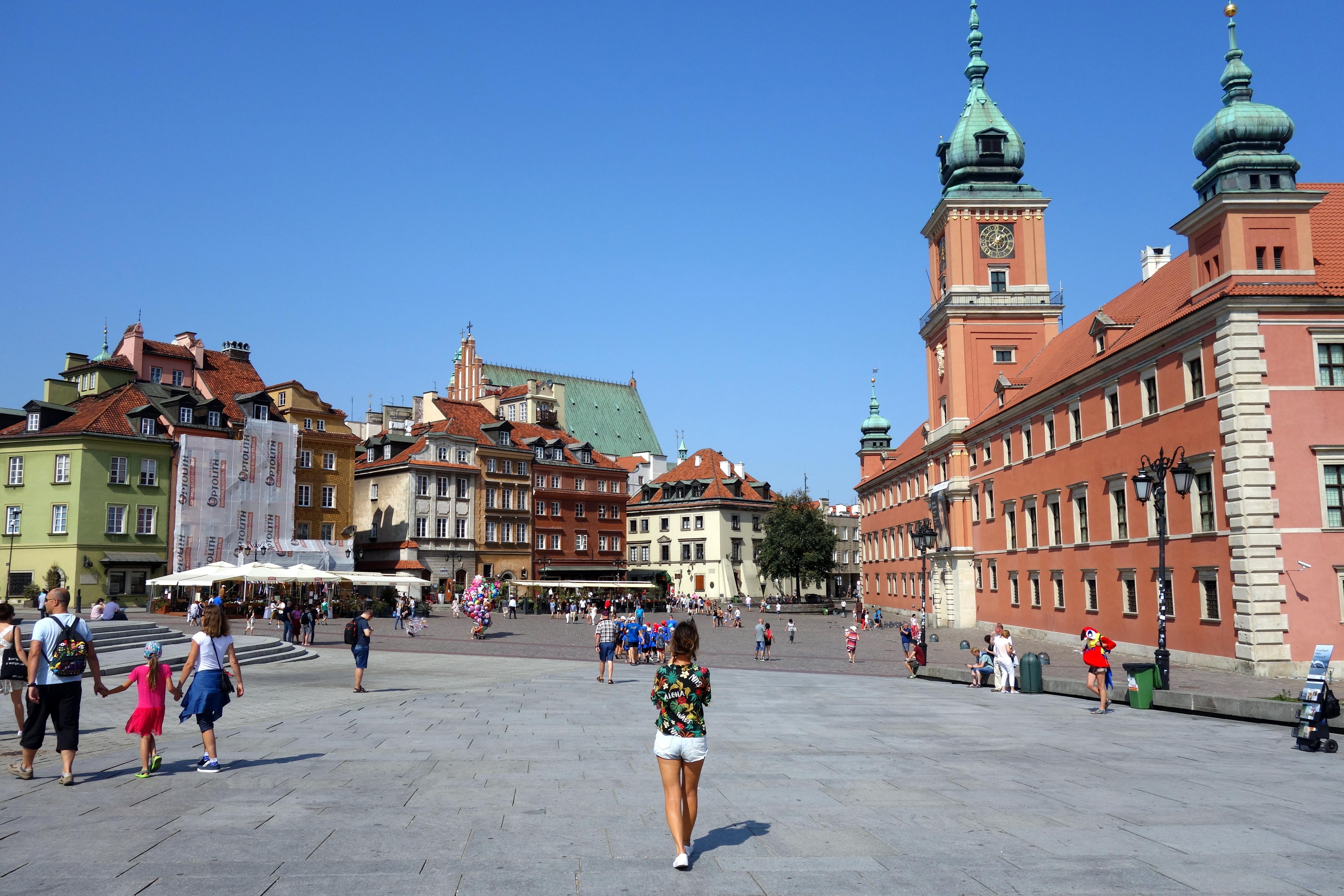 la vieille ville de Cracovie