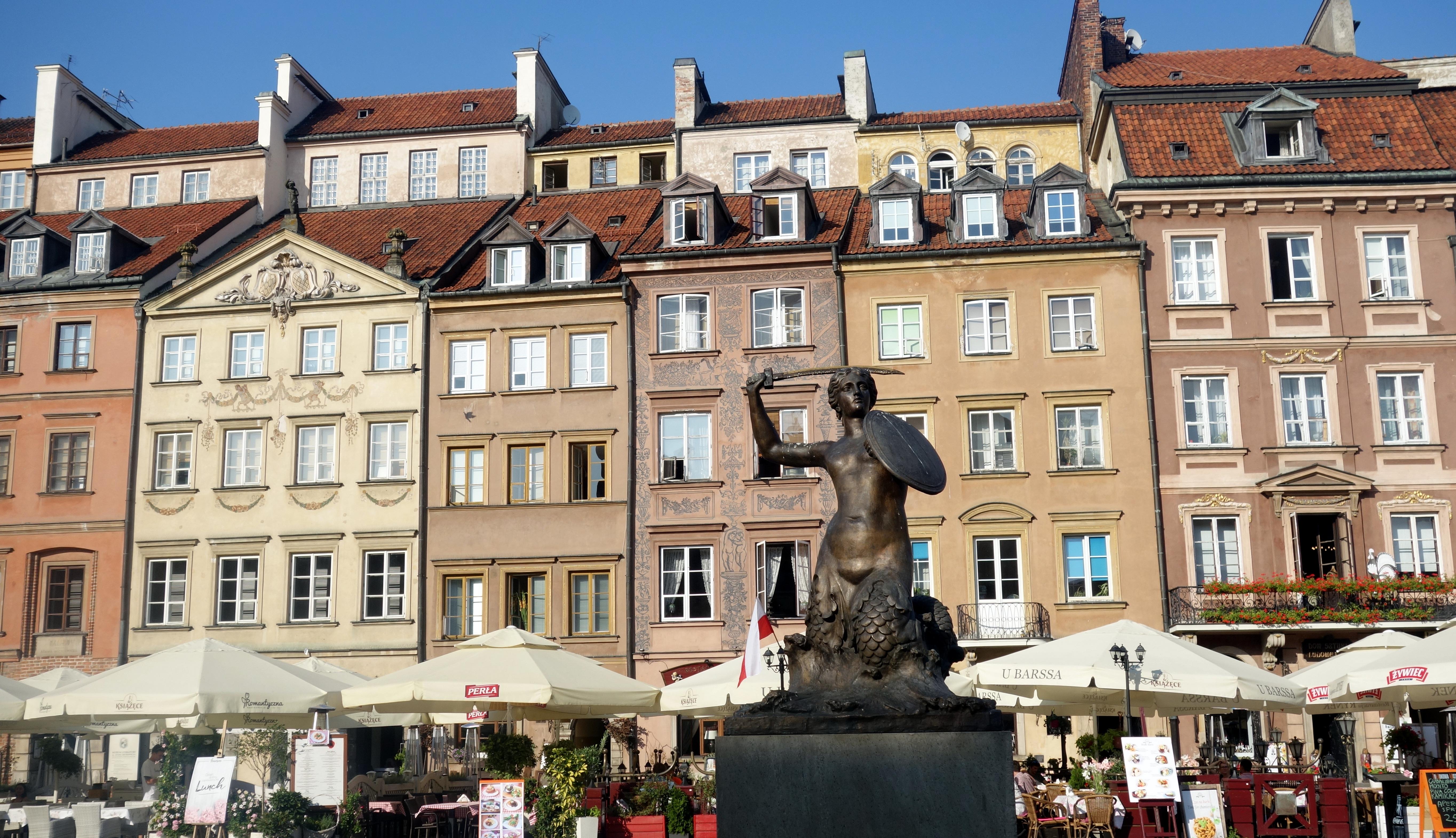 La sirène de Varsovie