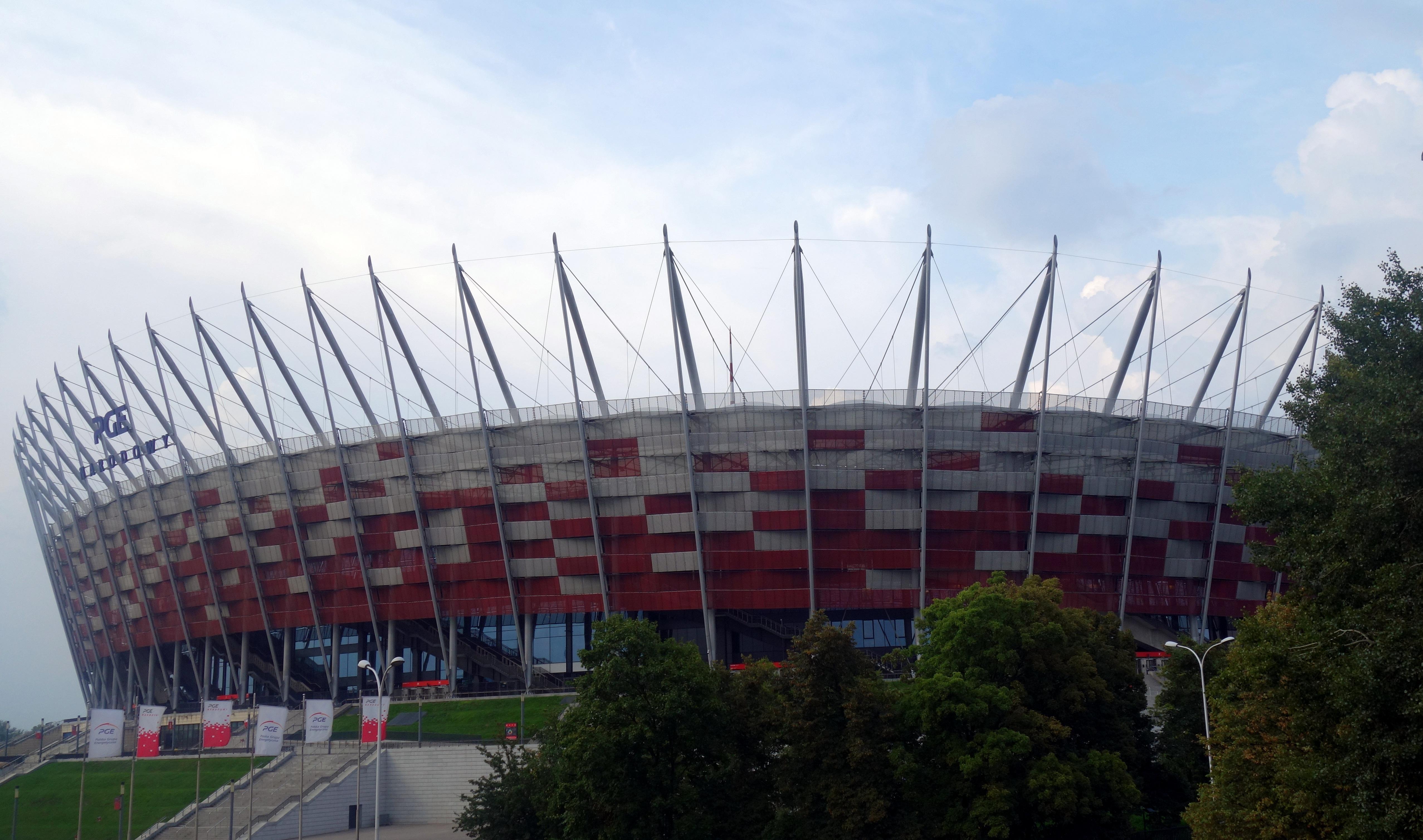 stade Varsovie