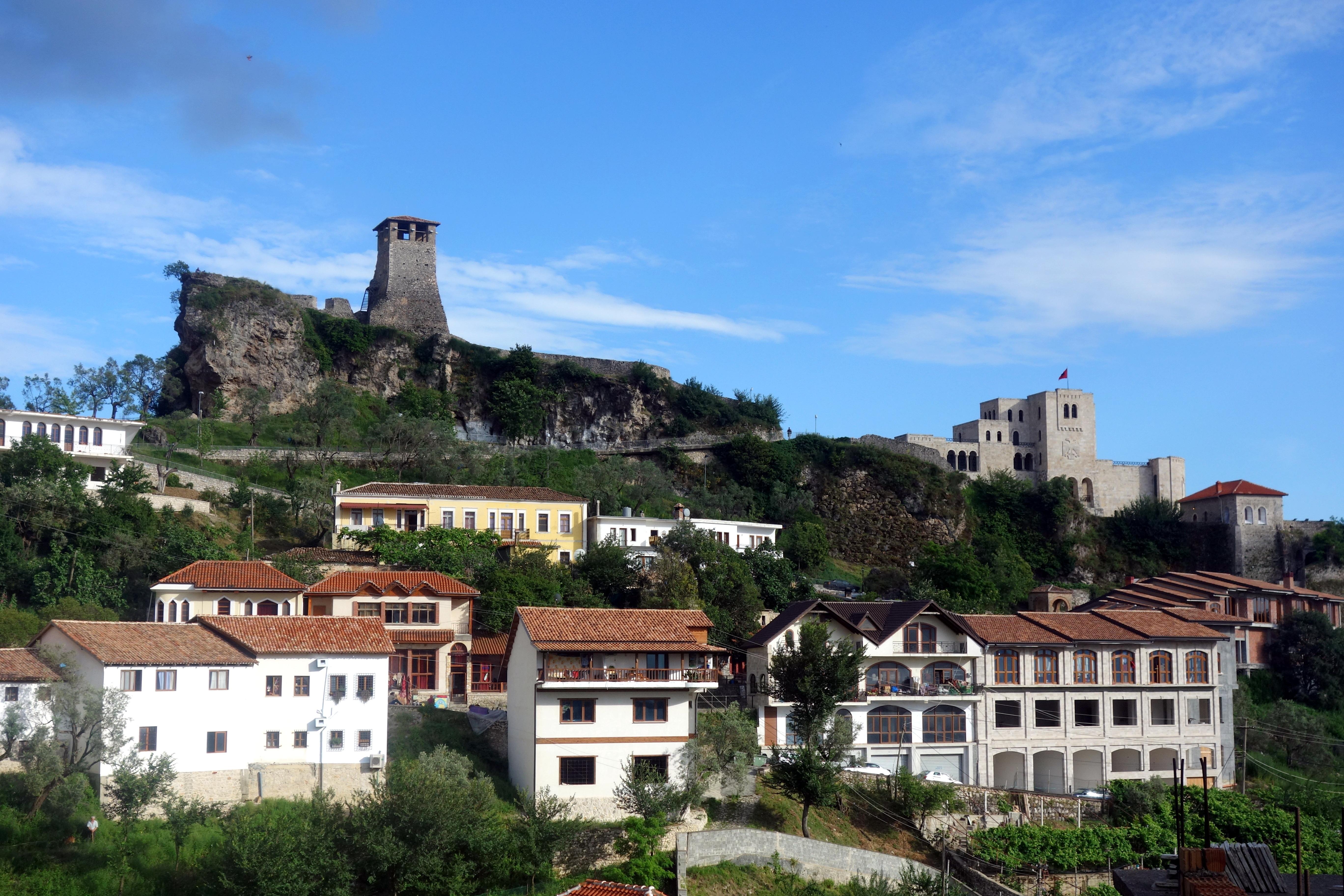 citadelle de Kurje