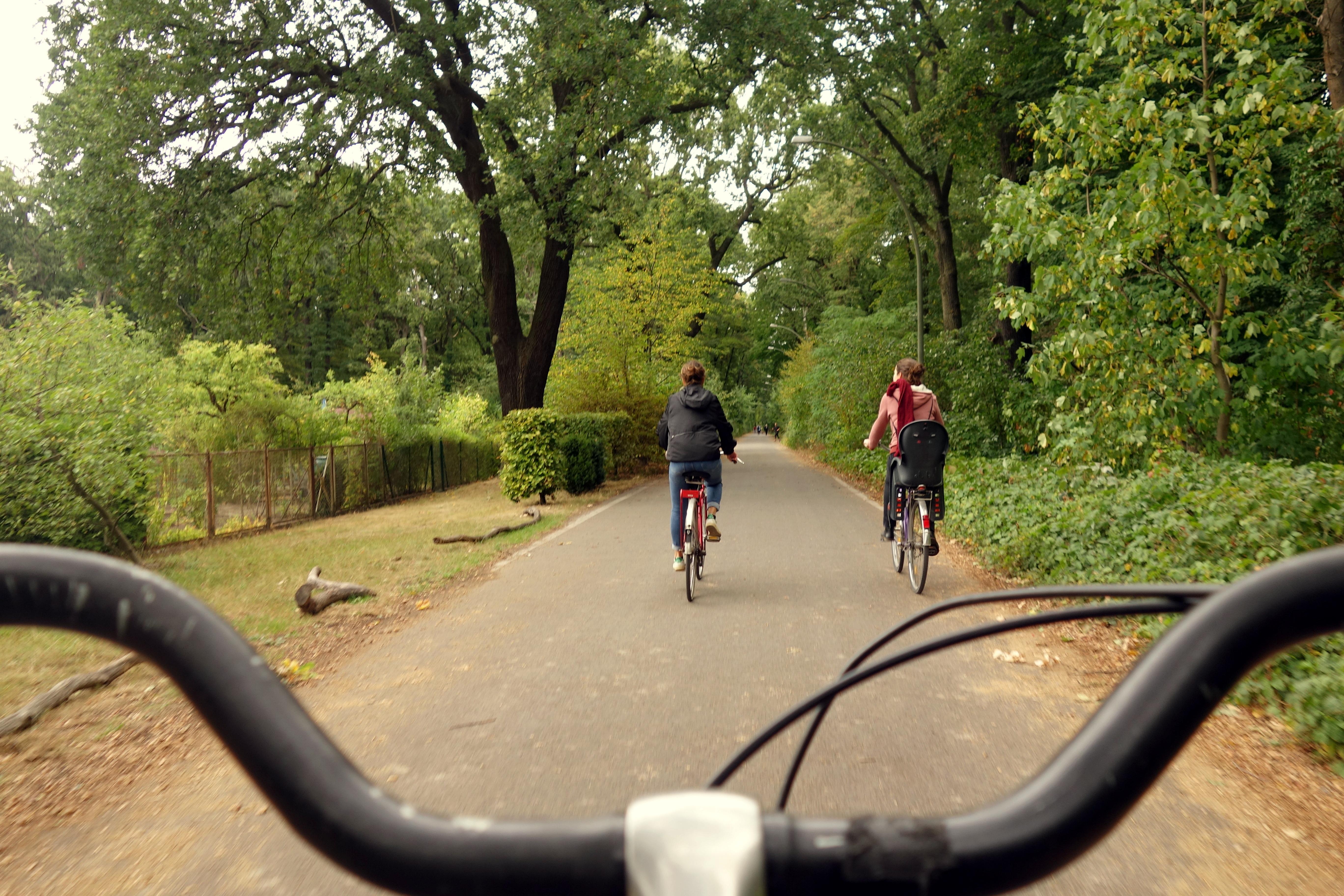 Les parcs de Berlin