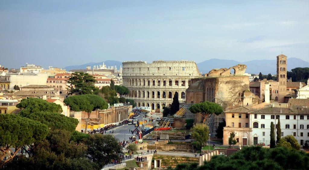 Rome : magnifique capitale d'europe