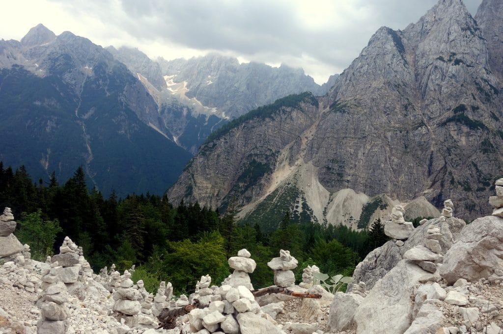 le parc du Triglav en slovénie