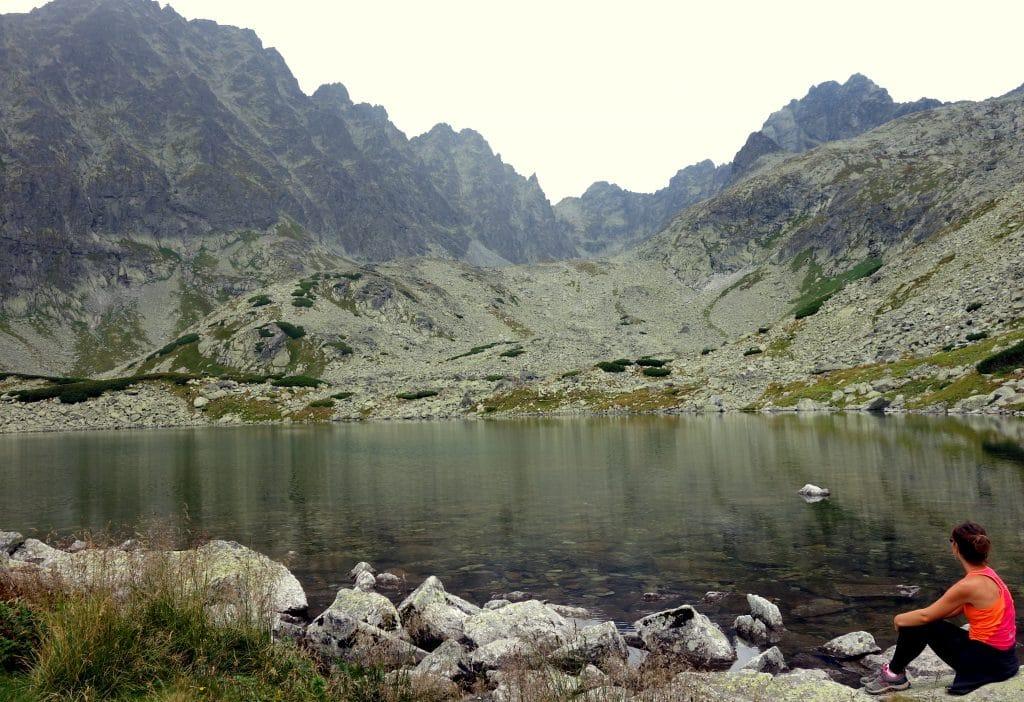 sommet des Tatras