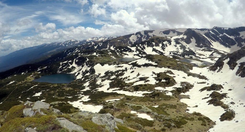 Les sept lacs du Rila