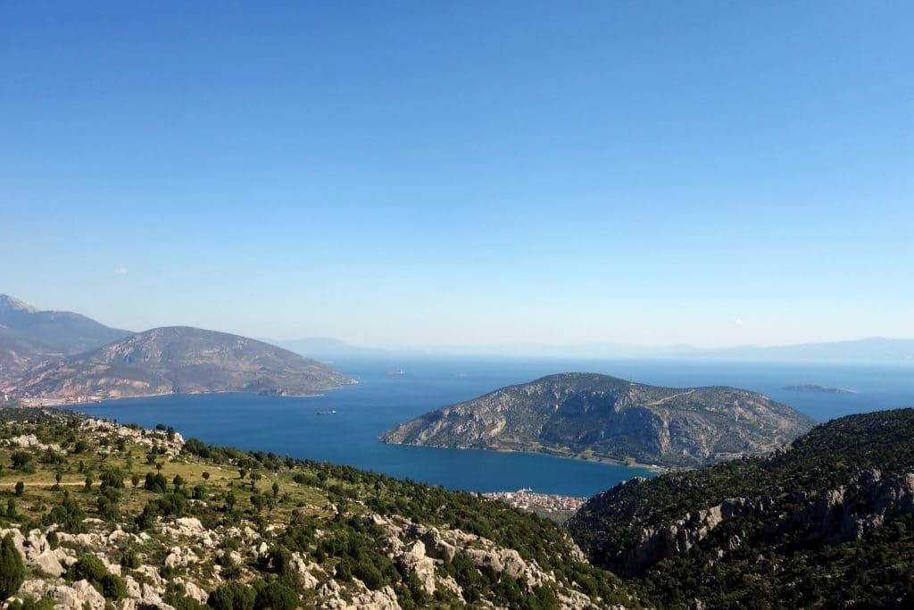 Route grecque