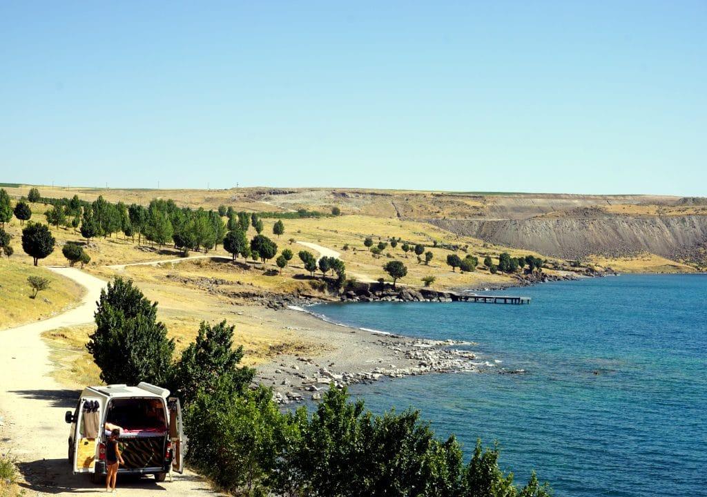 lac de van le plus grand de turquie