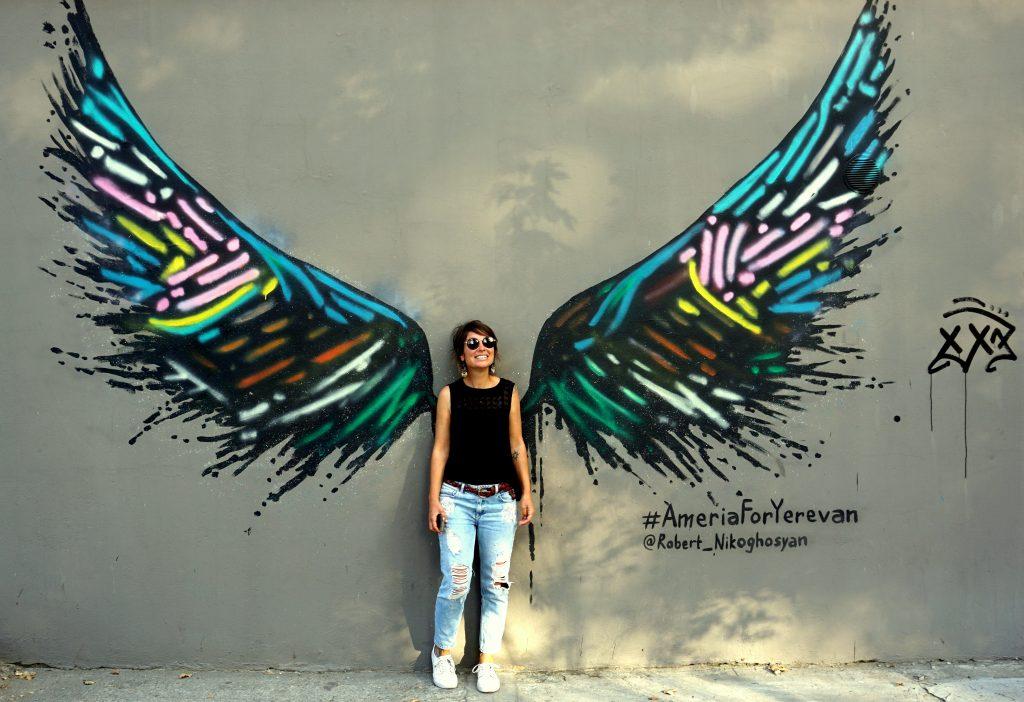 street art erevan