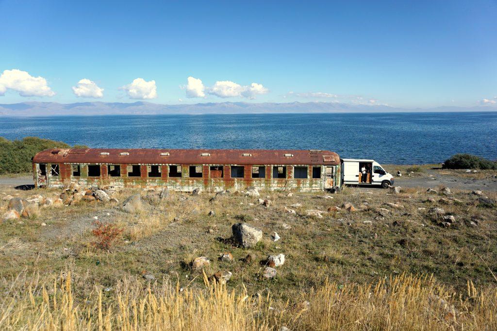 lac de sevan le plus grand d'arménie