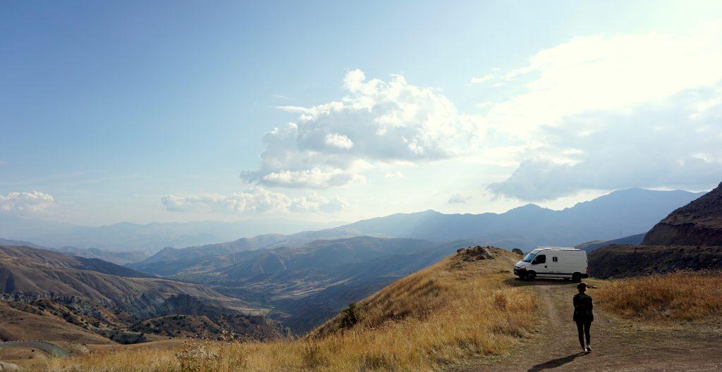 Arménie le caravansérail de sélim