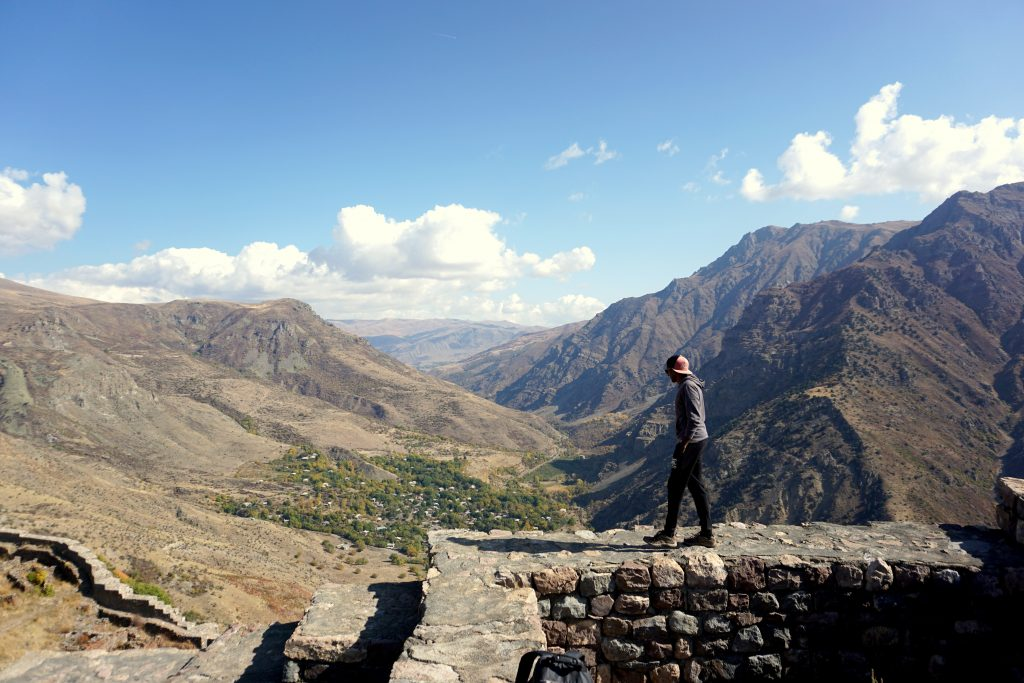 arménie vallée de yeghegis