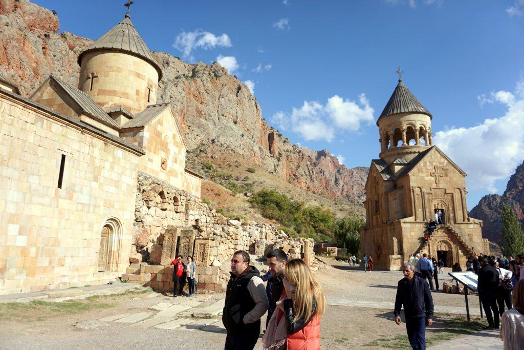 arménie monastère de noravank
