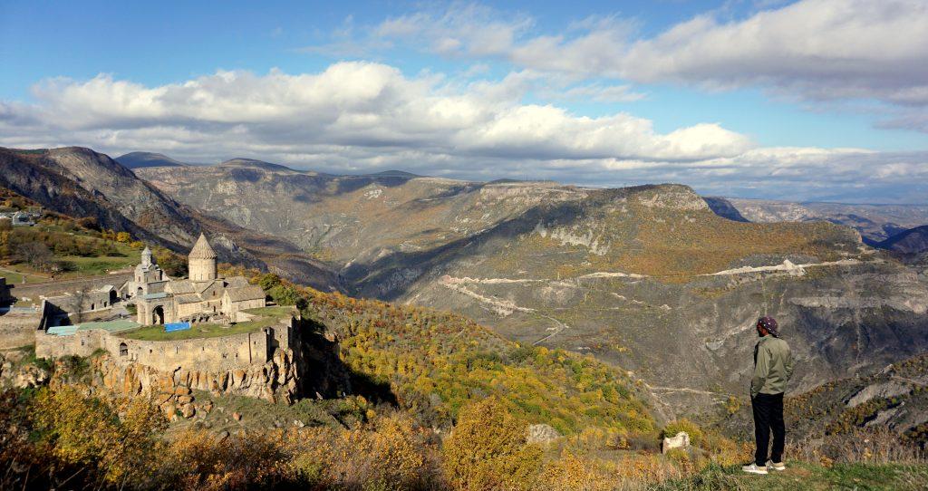 arménie monastère de tatev