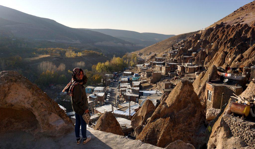 kandovan village troglodyte iran