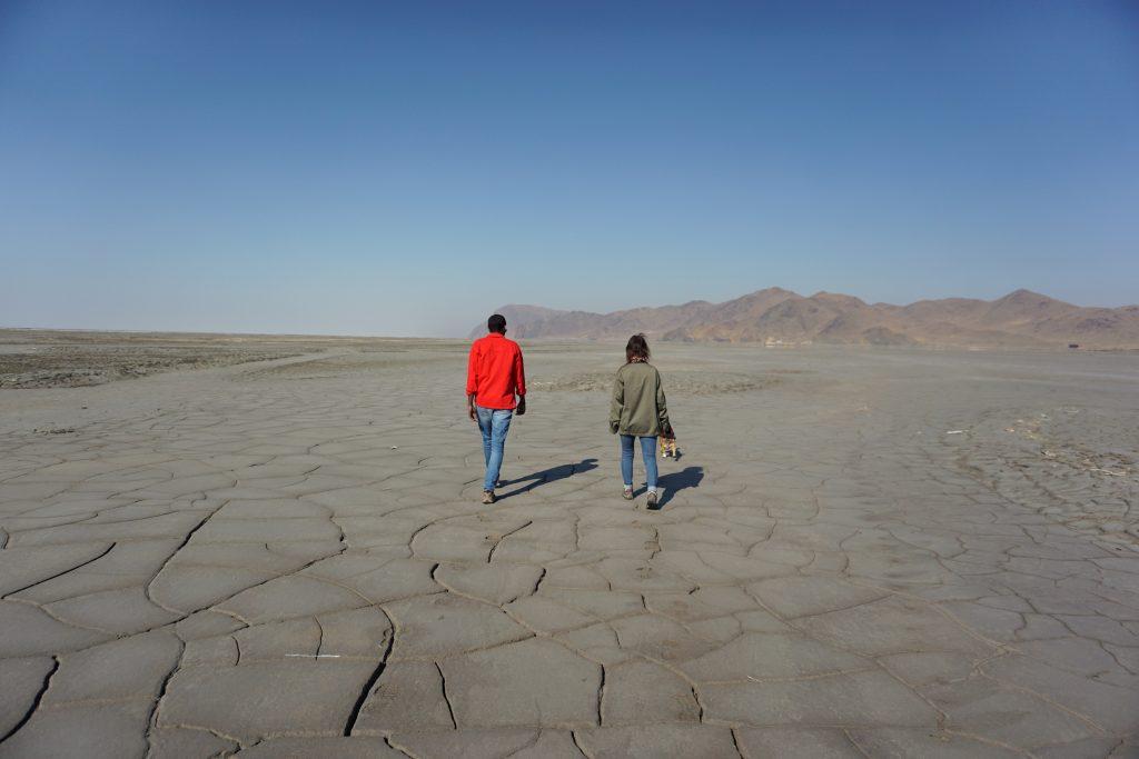 lac salé ourmia iran