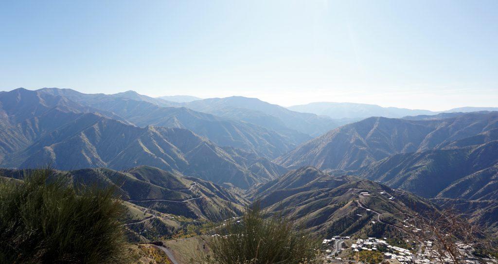 paysages kurdistan iran