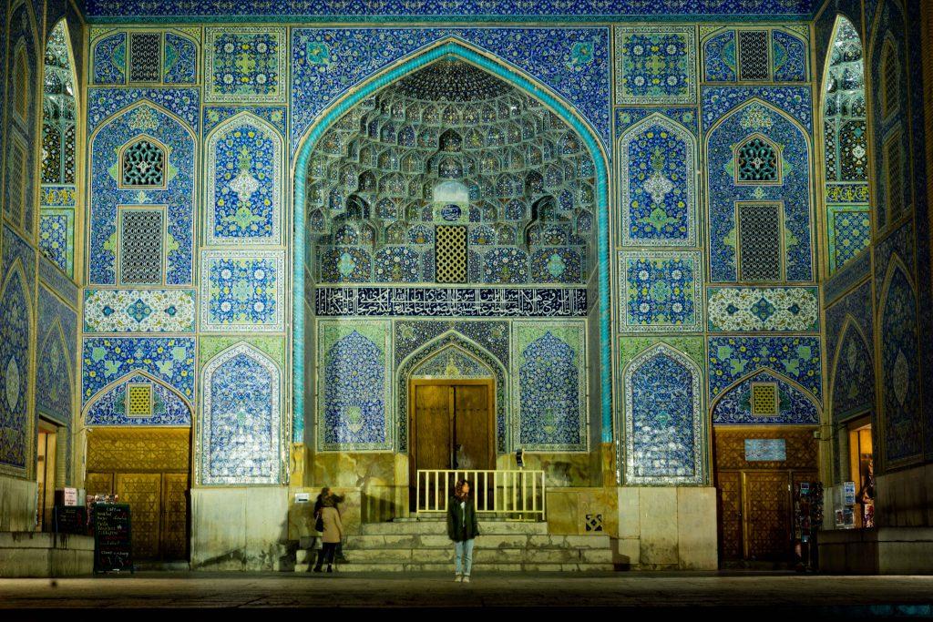 mosquée ispahan place naghsh e- jahan
