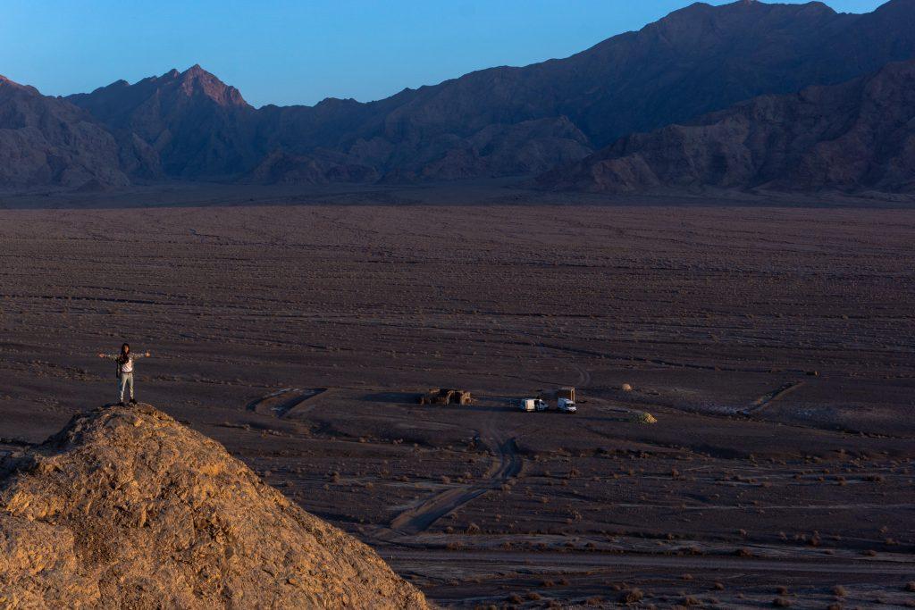 désert de yazd iran