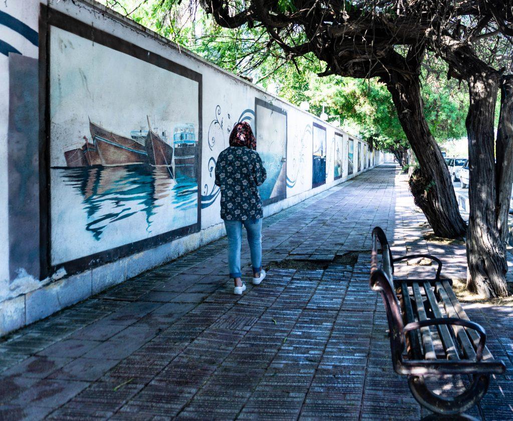 vieille ville de buchehr en iran sur le golfe persique