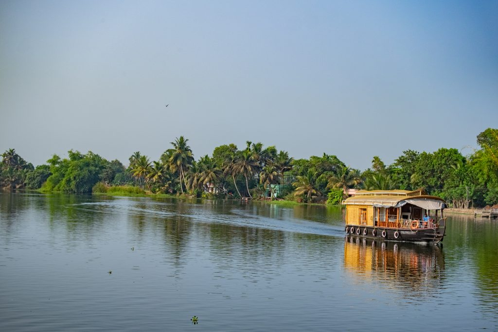 backwaters un incontournable du sud de l'Inde
