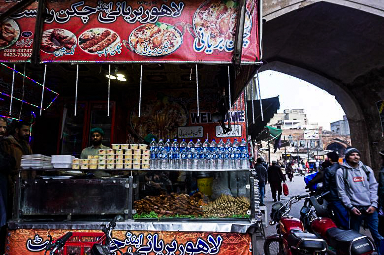Streetfood pakistan