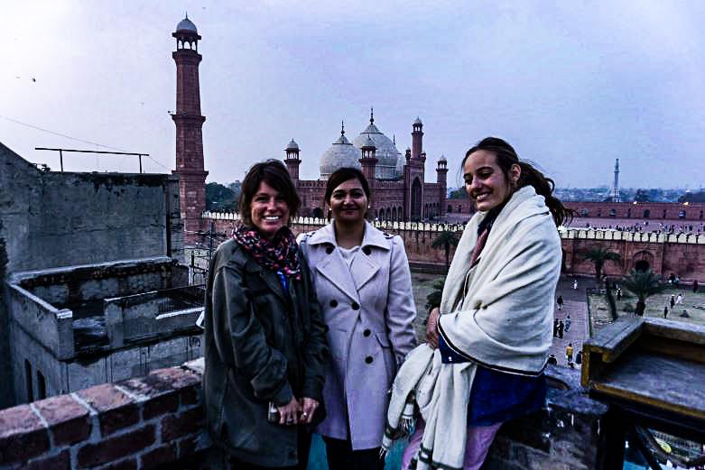 Le Palais de Lahore avec Artisan de demai,