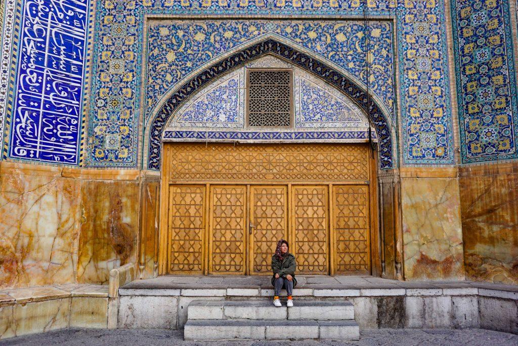 Route de la Soie, l'Iran un incontournable