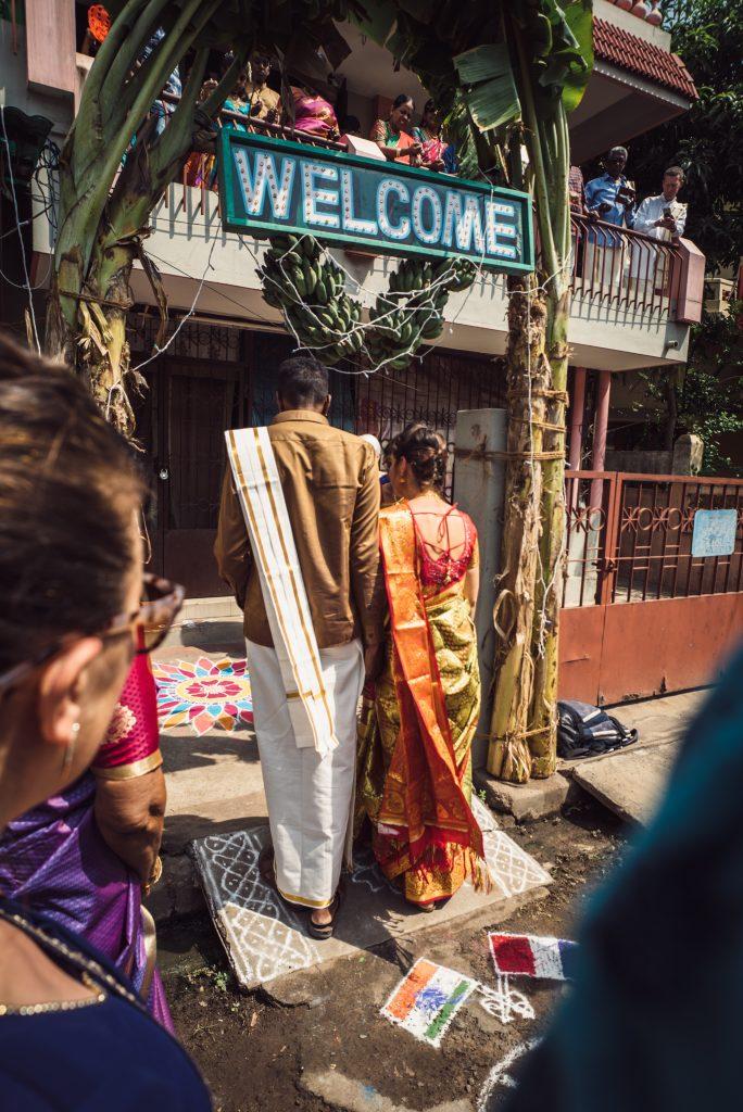 Mariage sur la route de la soie