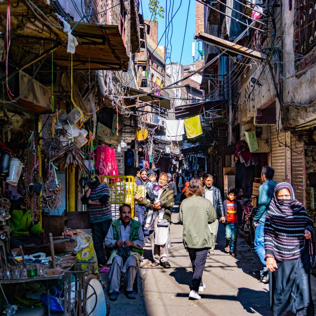 bilan 2020 route de la soie en van aménagé, Lahore Pakistan