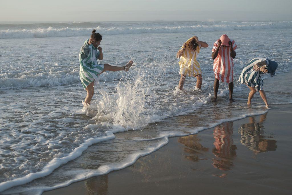 Lacanau Océan avec les créateur de be beachee