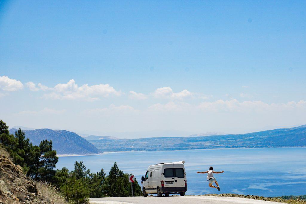 Vie nomade sur les routes de Turquie