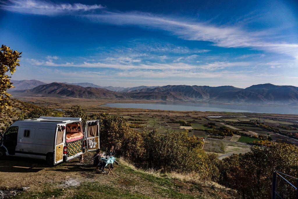 Vanlife, spots parfait pour la vie nomade en Iran