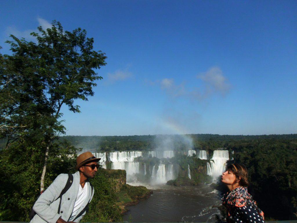 Chutes d'Iguaçu, tour du monde sacs à dos